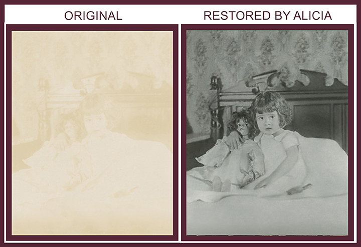 Comparing photo restoration with different scanners in Pittsburgh, PA